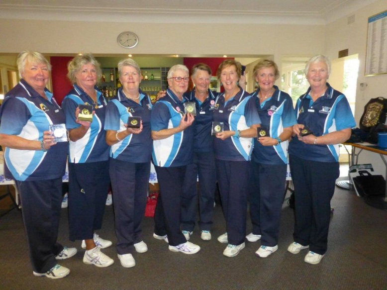 Neutral Bay'Grade 4 side after winning the Region 15 Play-Off