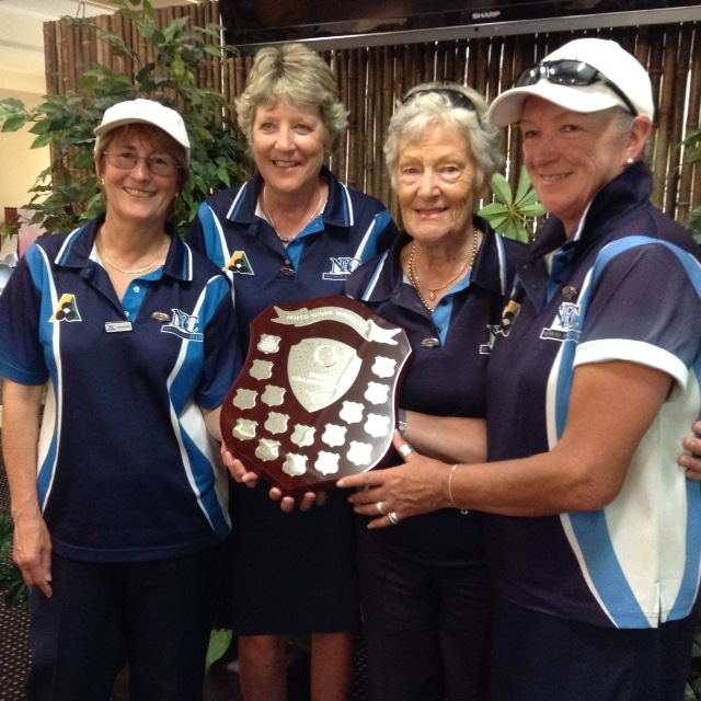 Open Fours Winners 2016