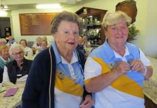Margaret McHutchinson and Margaret Haddlington