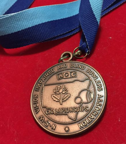 The Medal!